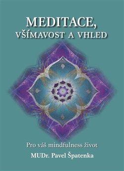 Obálka titulu Meditace, všímavost a vhled