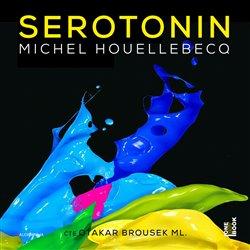 Obálka titulu Serotonin