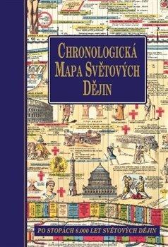 Obálka titulu Chronologická mapa světových dějin