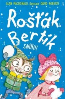 Obálka titulu Rošťák Bertík – Sníííh!
