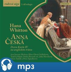 Obálka titulu Anna Česká