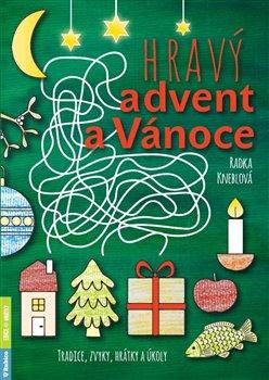 Obálka titulu Hravý advent a Vánoce