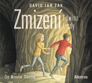 Zmizení Edwina Lindy - David Jan Žák | Booksquad.ink