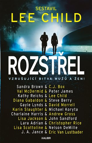 Rozstřel - Lee Child (ed.) | Booksquad.ink