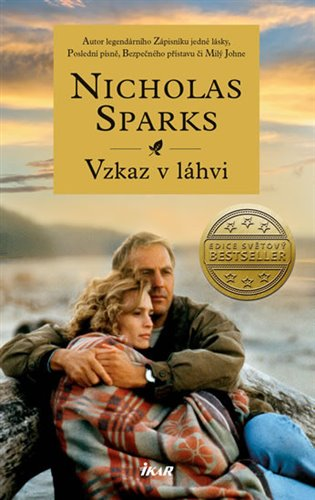 Vzkaz v láhvi - Nicholas Sparks | Booksquad.ink