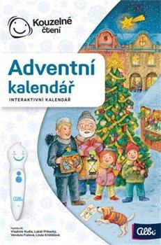 Obálka titulu Kouzelné čtení - adventní interaktivní kalendář
