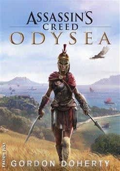 Obálka titulu Odysea - Assassin's Creed