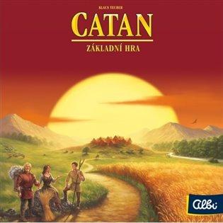 Catan - Osadníci z catanu - -   Booksquad.ink