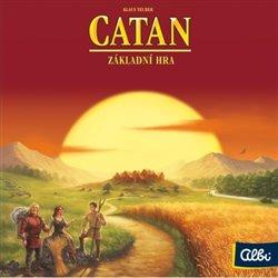 Obálka titulu Catan - Osadníci z catanu