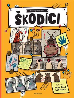 Škodíci - Tomáš Filipi,   Booksquad.ink
