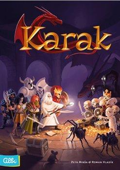 Obálka titulu Karak - hra