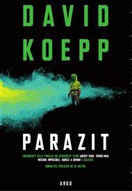 První román od scenáristy Jurského parku Davida Koeppa. Místo dinosaurů tentokrát lidi ohrožují mikroorganismy z vesmíru. Houba a její podhoubí. Vlastně chce lidi vyvraždit plíseň. Místo války světů je tu tedy válka parazitů uvnitř lidského těla.