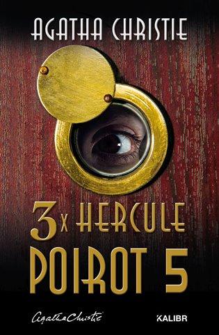3x Hercule Poirot 5 - Agatha Christie | Booksquad.ink