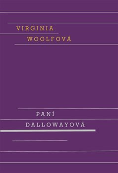 Obálka titulu Paní Dallowayová
