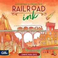Railroadink - rudá edice