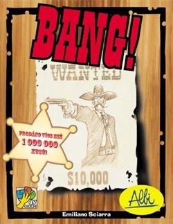 Obálka titulu Bang! Karetní hra