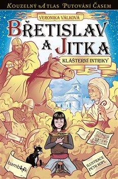 Obálka titulu Břetislav a Jitka