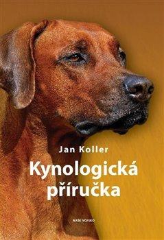 Obálka titulu Kynologická příručka