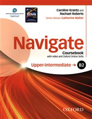Navigate Upper-Intermediate B2: Coursebook with DVD-ROM and OOSP Pack