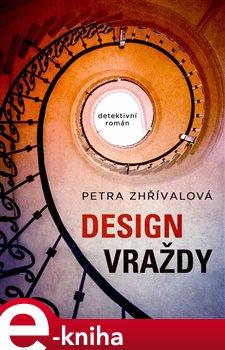 Obálka titulu Design vraždy