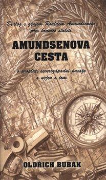 Obálka titulu Amundsenova cesta