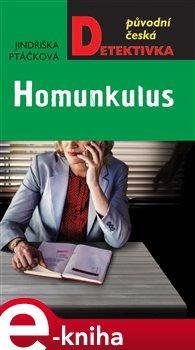 Obálka titulu Homunkulus