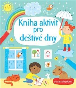 Obálka titulu Kniha aktivit pro deštivé dny