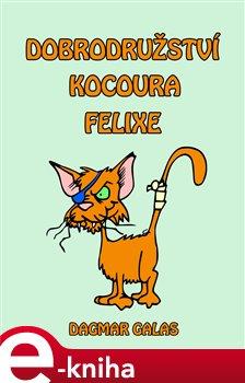 Obálka titulu Dobrodružství kocoura Felixe