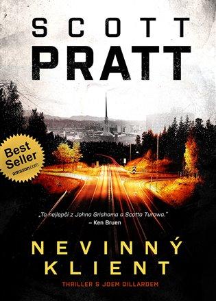 Nevinný klient - Scott Pratt | Booksquad.ink