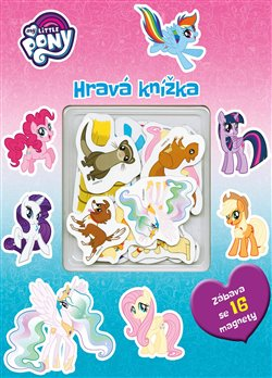 Obálka titulu My Little Pony - Hravá knížka