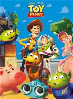 Obálka titulu Toy Story