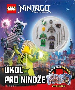 Lego Ninjago Úkol pro nindže - Tracey Westová   Replicamaglie.com
