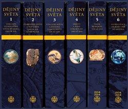Obálka titulu Dějiny světa - kompletní edice