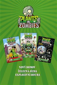 Plants vs. Zombies BOX zelený