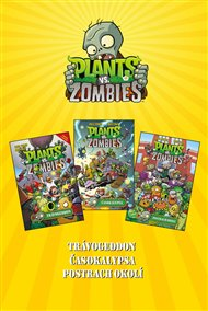 Plants vs. Zombies BOX žlutý