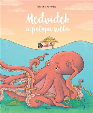 Medvídek a potopa světa - Katarína Macurová | Booksquad.ink
