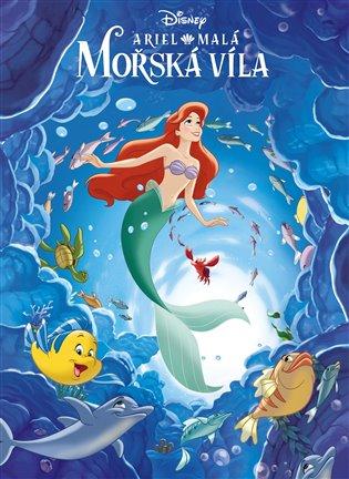 Ariel - Malá mořská víla - - | Booksquad.ink