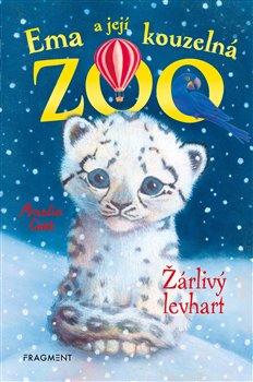 Obálka titulu Ema a její kouzelná zoo - Žárlivý levhart
