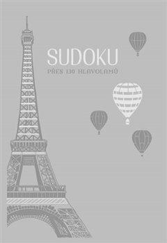 Obálka titulu Sudoku: Přes 130 hlavolamů