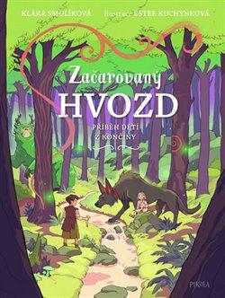 Obálka titulu Začarovaný Hvozd - Příběh dětí z Končiny