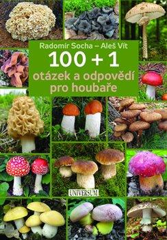 Obálka titulu 100 + 1 otázek a odpovědí pro houbaře