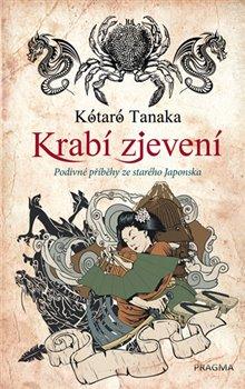 Obálka titulu Krabí zjevení - Podivné příběhy ze starého Japonska