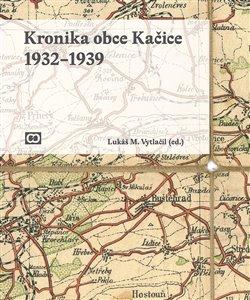 Obálka titulu Kronika obce Kačice