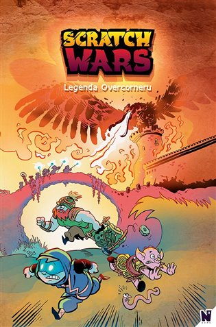 Scratch Wars: Legenda Overcorneru - Michal Opitz | Booksquad.ink