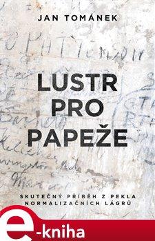 Obálka titulu Lustr pro papeže