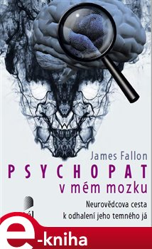 Obálka titulu Psychopat v mém mozku