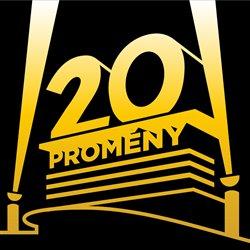 Obálka titulu Kalendář Proměny 2020
