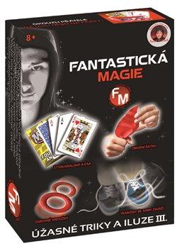 Obálka titulu Sada kouzel – Fantastická Magie (triky a iluze III.)