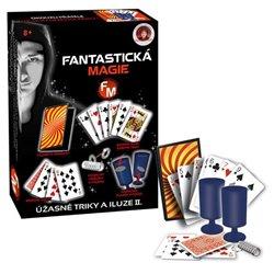 Obálka titulu Sada kouzel – Fantastická Magie (triky a iluze II.)