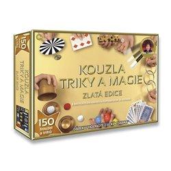 Kouzla, triky a magie - Zlatá edice (150 triků)